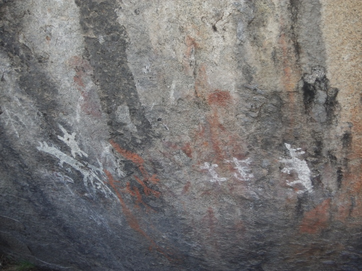 Namadji cave paintings.JPG