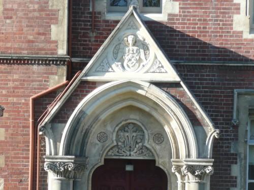 CGHS door