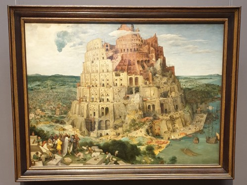 Pieter Bruegel_Tower of Babel